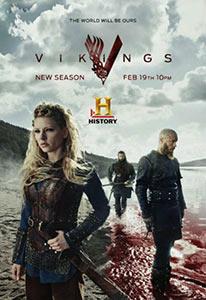 постер Викинги