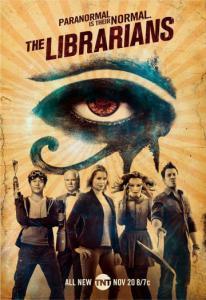 постер Библиотекари